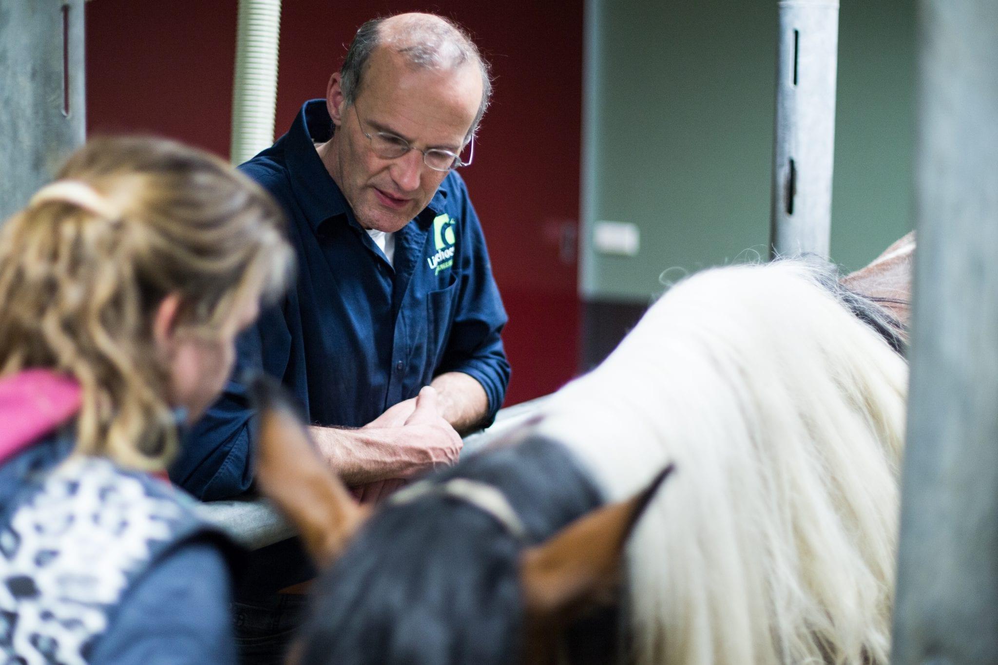 Henk van der Veen - Lingehoeve Diergeneeskunde